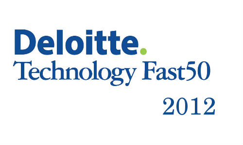 Lauréat Fast 50 Technology Deloitte