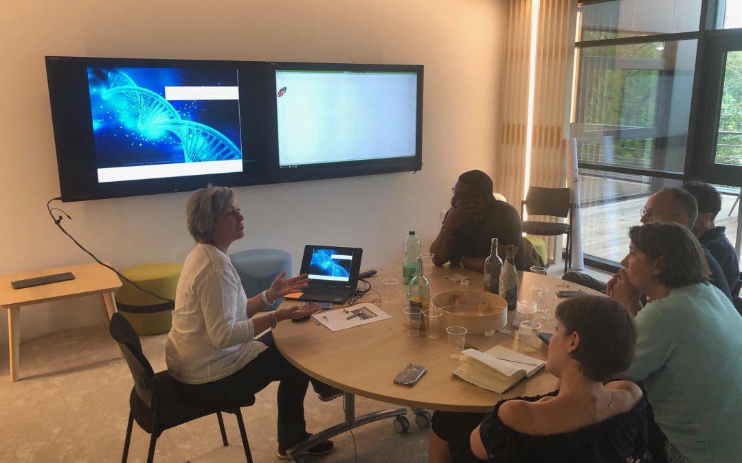 Rencontre des Clubbers : Les leviers de la  Marque Employeur au service des équipes projet