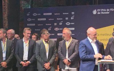 Prix de l'entrepreneur de l'année 2019