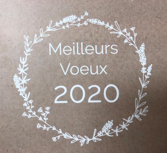 EN ROUTE VERS UNE TRÈS BELLE ANNÉE 2020 !
