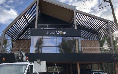 SHAREWOOD EN DIRECT LIVE !